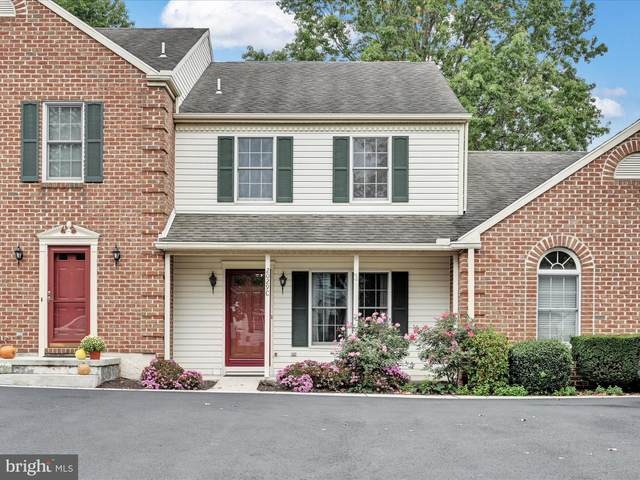 2029-C Raleigh Road, HUMMELSTOWN, PA 17036 (#PADA2000179) :: The Joy Daniels Real Estate Group