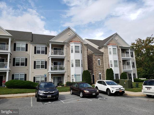 504-M Lloyd Place #12, BEL AIR, MD 21014 (#MDHR2000187) :: ExecuHome Realty
