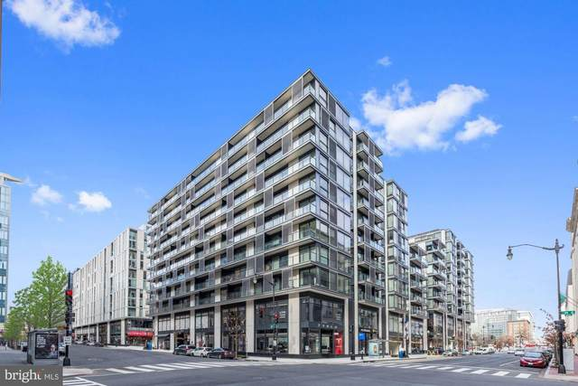 925 H Street NW #511, WASHINGTON, DC 20001 (#DCDC2000986) :: SURE Sales Group