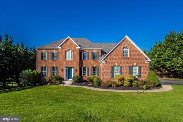 4732 Caleb Wood Drive, MOUNT AIRY, MD 21771 (#MDFR2000255) :: The Redux Group