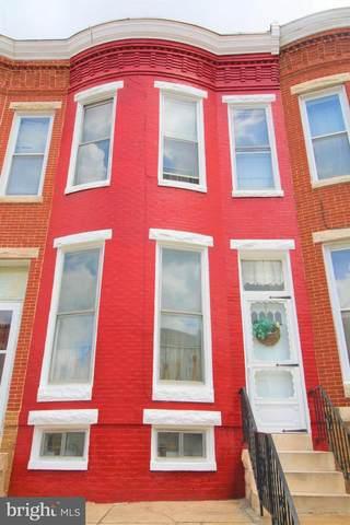 508 E 23RD Street, BALTIMORE, MD 21218 (#MDBA2000892) :: Advance Realty Bel Air, Inc