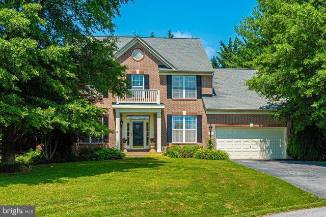 4066 Sand Trap Court, MOUNT AIRY, MD 21771 (#MDFR2000372) :: Ultimate Selling Team