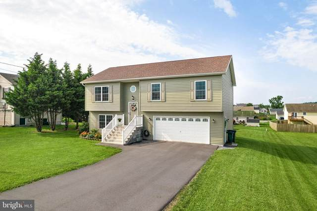 259 Larry Way Larry, BUNKER HILL, WV 25413 (#WVBE2000188) :: The Riffle Group of Keller Williams Select Realtors
