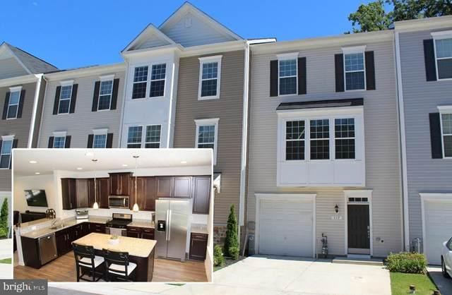 119 Pond View Drive, GLEN BURNIE, MD 21060 (#MDAA2000636) :: Colgan Real Estate