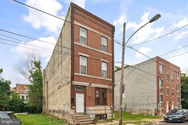 2131 N 19TH Street, PHILADELPHIA, PA 19121 (#PAPH2001639) :: Compass
