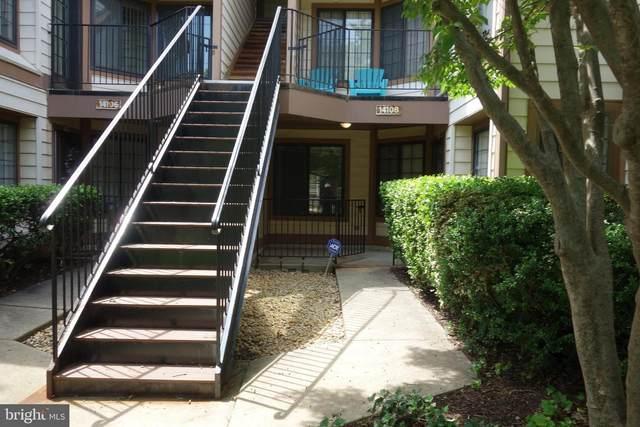 14108 William Street 19-D, LAUREL, MD 20707 (#MDPG2000670) :: Revol Real Estate