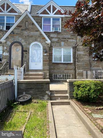6118 Castor Avenue, PHILADELPHIA, PA 19149 (#PAPH2002092) :: Bowers Realty Group