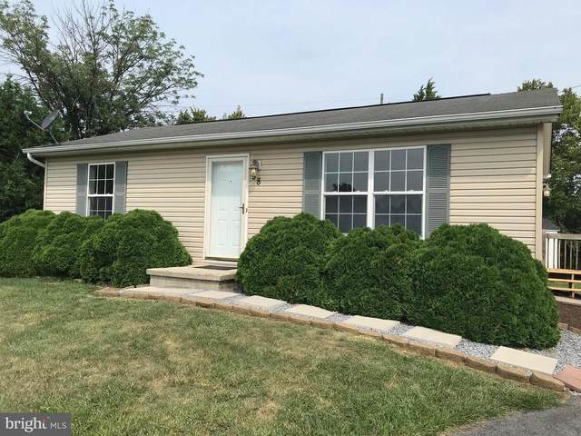 38 Haines Court, MARTINSBURG, WV 25404 (#WVBE2000190) :: Network Realty Group