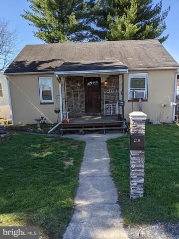 218 S Harrisburg Street, HARRISBURG, PA 17113 (#PADA2000252) :: Iron Valley Real Estate