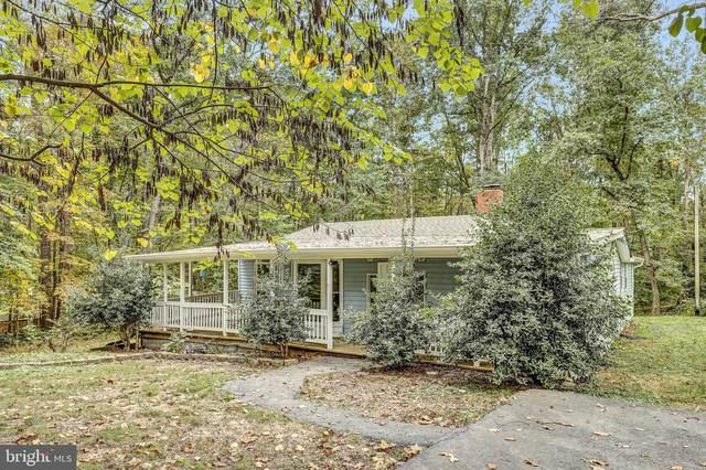 50 Hidden Lake Drive, STAFFORD, VA 22556 (#VAST2000225) :: McClain-Williamson Realty, LLC.