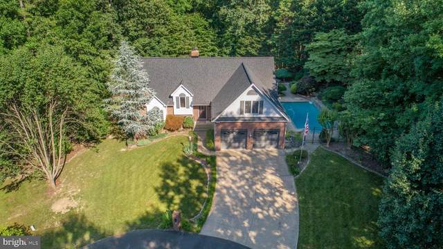 6402 Bellaire Bluffs Lane, FREDERICKSBURG, VA 22407 (#VASP2000172) :: Boyle & Kahoe Real Estate
