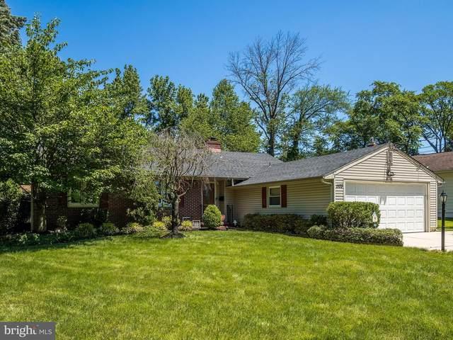 1103 Greenbriar Road, CHERRY HILL, NJ 08034 (MLS #NJCD2000526) :: The Dekanski Home Selling Team