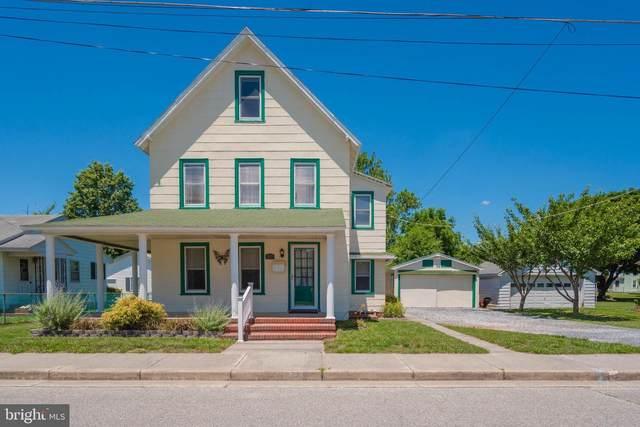 507 E Chestnut Street, DELMAR, MD 21875 (#MDWC2000110) :: Sunrise Home Sales Team of Mackintosh Inc Realtors