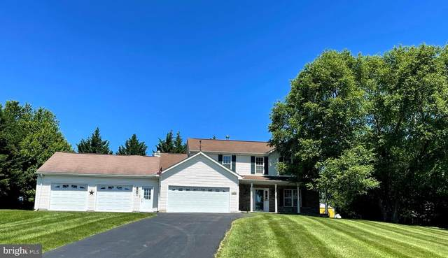 11979 Browning Court, MONROVIA, MD 21770 (#MDFR2000380) :: Jim Bass Group of Real Estate Teams, LLC