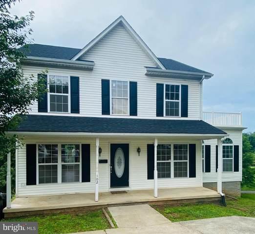 102 S Blue Ridge Avenue, CULPEPER, VA 22701 (#VACU2000066) :: AJ Team Realty