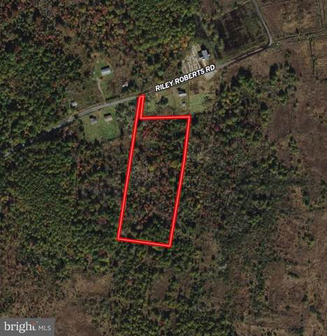 0 Riley Roberts Road, DEAL ISLAND, MD 21821 (#MDSO2000031) :: The Piano Home Group