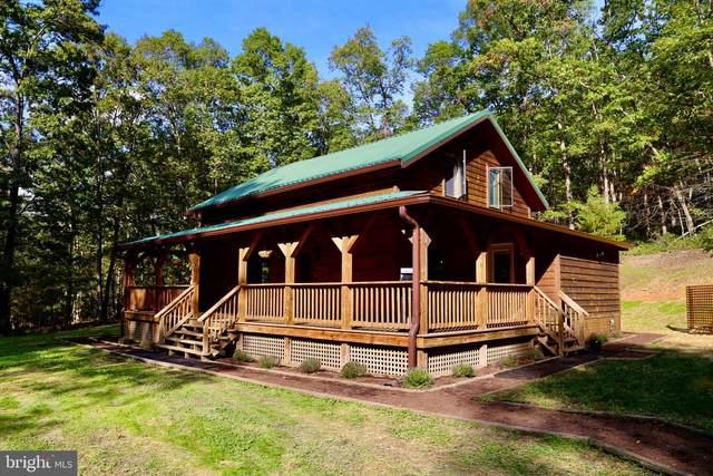 725 Pine Ridge Extension, WARDENSVILLE, WV 26851 (#WVHD2000017) :: Monarch Properties
