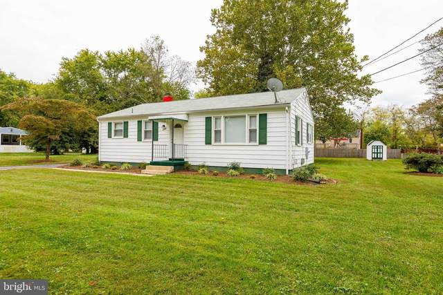 5305 Spring Drive, UPPER MARLBORO, MD 20772 (#MDPG2000747) :: The Maryland Group of Long & Foster Real Estate