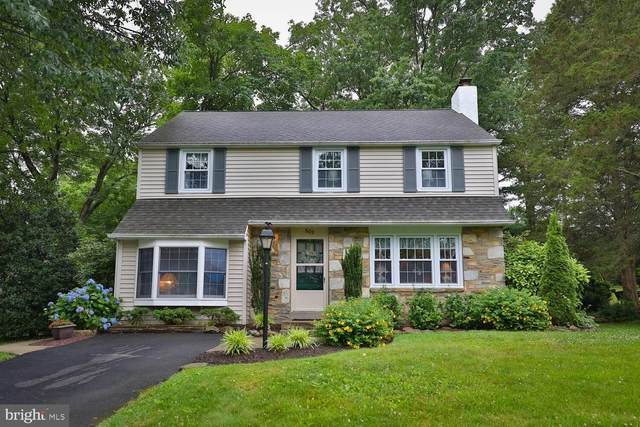 502 Woodcrest Road, HUNTINGDON VALLEY, PA 19006 (#PAMC2000820) :: Murray & Co. Real Estate