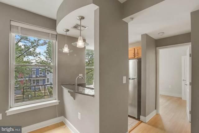 1106 Columbia Road NW #205, WASHINGTON, DC 20009 (#DCDC2001052) :: Crossman & Co. Real Estate