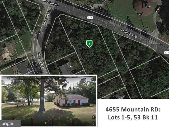 4655 Mountain Road, PASADENA, MD 21122 (#MDAA2000463) :: ExecuHome Realty