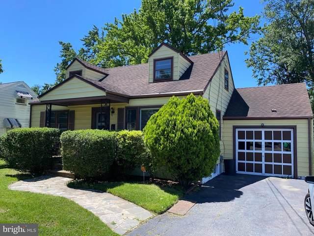 725 Parkway Avenue, EWING, NJ 08618 (MLS #NJME2000374) :: The Dekanski Home Selling Team
