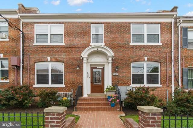 1317 Adams Street NE #1, WASHINGTON, DC 20018 (#DCDC2000899) :: ROSS | RESIDENTIAL