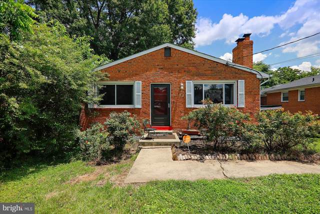 2804 Ritchie Road, DISTRICT HEIGHTS, MD 20747 (#MDPG2000718) :: Pearson Smith Realty