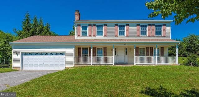 104 Westridge Drive, MOUNT AIRY, MD 21771 (#MDFR2000382) :: Jim Bass Group of Real Estate Teams, LLC