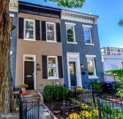 2022 10TH Street NW, WASHINGTON, DC 20001 (#DCDC2000903) :: Keller Williams Realty Centre