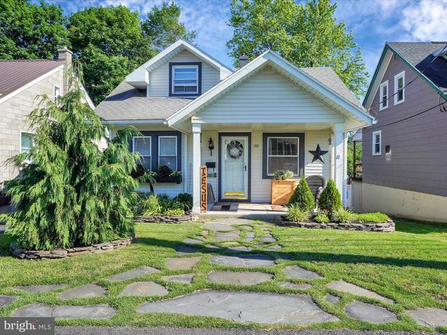 221 Grove Street, ORWIGSBURG, PA 17961 (#PASK2000076) :: TeamPete Realty Services, Inc