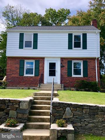 4814 69TH Place, HYATTSVILLE, MD 20784 (#MDPG2000755) :: Keller Williams Realty Centre