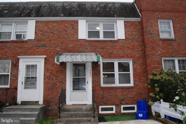 2459 Harris Terrace, HARRISBURG, PA 17104 (#PADA2000187) :: Linda Dale Real Estate Experts