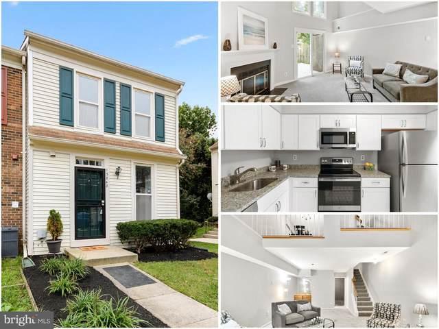 13848 Carter House Way 14-95, SILVER SPRING, MD 20904 (#MDMC2000909) :: Dart Homes