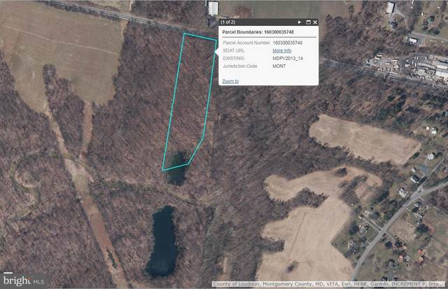 Dickerson Road, DICKERSON, MD 20842 (#MDMC2001194) :: Shamrock Realty Group, Inc
