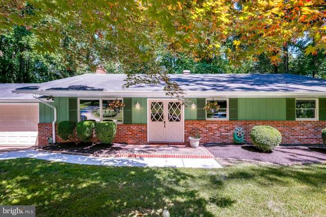 1021 Roxleigh Road, TOWSON, MD 21286 (#MDBC2000724) :: Revol Real Estate