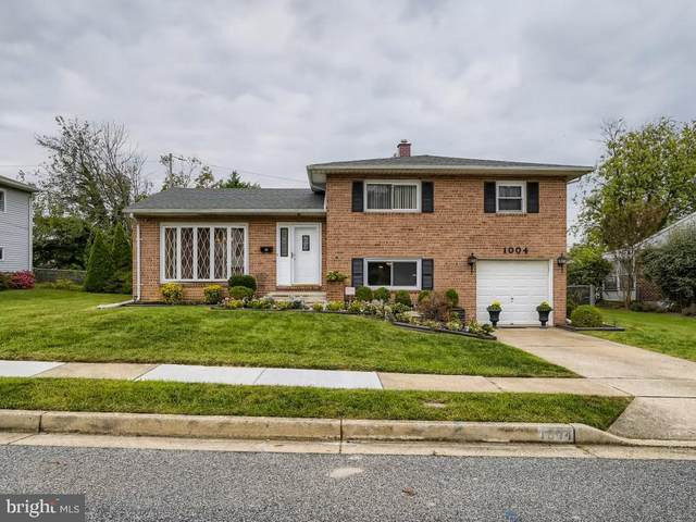 1004 Lakemont Road, BALTIMORE, MD 21228 (#MDBC2000565) :: ExecuHome Realty