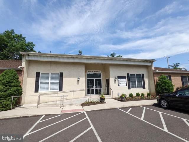 204 N West Street #102, DOYLESTOWN, PA 18901 (#PABU2000608) :: BayShore Group of Northrop Realty