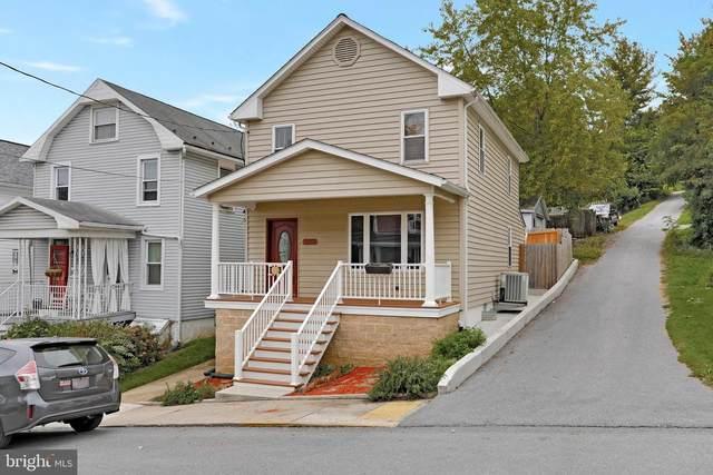209 N Delaware Avenue, BRUNSWICK, MD 21716 (#MDFR2000281) :: Keller Williams Realty Centre
