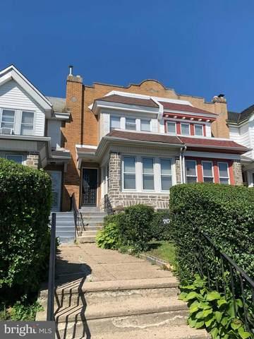 7014 Ogontz Avenue, PHILADELPHIA, PA 19138 (#PAPH2002196) :: Century 21 Dale Realty Co