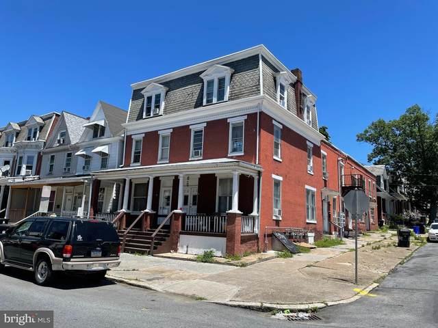 31-33 S 18TH Street, HARRISBURG, PA 17104 (#PADA2000264) :: ExecuHome Realty
