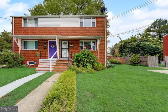5031 36TH Place, HYATTSVILLE, MD 20782 (#MDPG2000775) :: The Mike Coleman Team