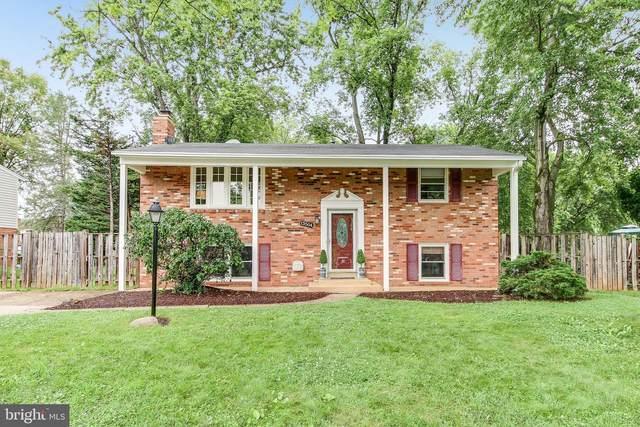 13504 Ellendale Drive, CHANTILLY, VA 20151 (#VAFX2001622) :: Debbie Dogrul Associates - Long and Foster Real Estate