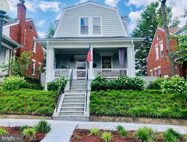 814 Buchanan Street NW, WASHINGTON, DC 20011 (#DCDC2000953) :: Crossman & Co. Real Estate