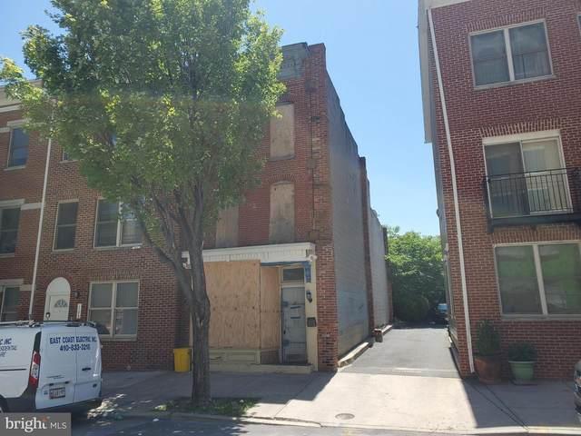 1141 E Baltimore Street, BALTIMORE, MD 21202 (#MDBA2000934) :: BayShore Group of Northrop Realty