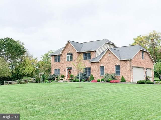 12024 Ernstville Road, BIG POOL, MD 21711 (#MDWA2000129) :: Crossman & Co. Real Estate