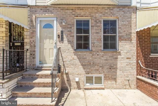 2628 S 12TH Street, PHILADELPHIA, PA 19148 (#PAPH2002234) :: Jason Freeby Group at Keller Williams Real Estate