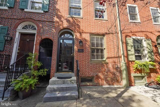 922 S 2ND Street, PHILADELPHIA, PA 19147 (#PAPH2001803) :: Compass