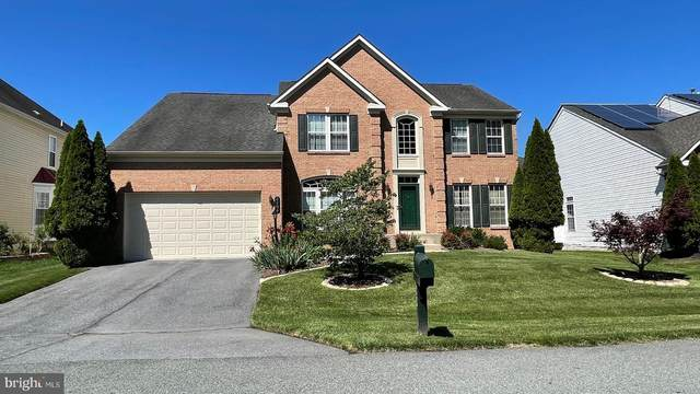 4404 Medallion Drive, SILVER SPRING, MD 20904 (#MDPG2000742) :: RE/MAX Advantage Realty