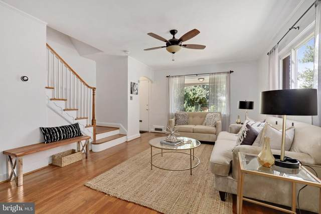 6131 1ST Place NE, WASHINGTON, DC 20011 (#DCDC2001076) :: Murray & Co. Real Estate
